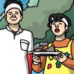 崎谷 健次郎 / RAGTIME ON THE RAG (「よゐこの無人島0円生活」料理シーン)