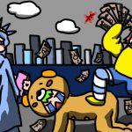 10cc / The Wall Street Shuffle (テンシーシー / ウォール・ストリート・シャッフル)