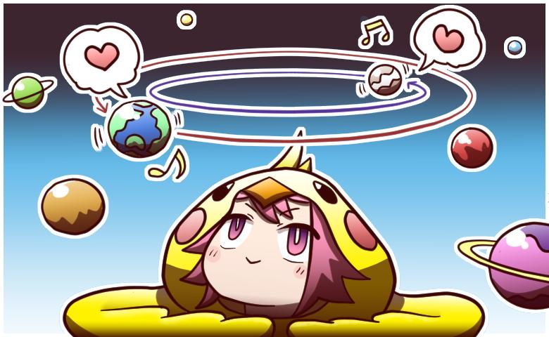 Eve / 惑星ループ feat.ナユタン星人