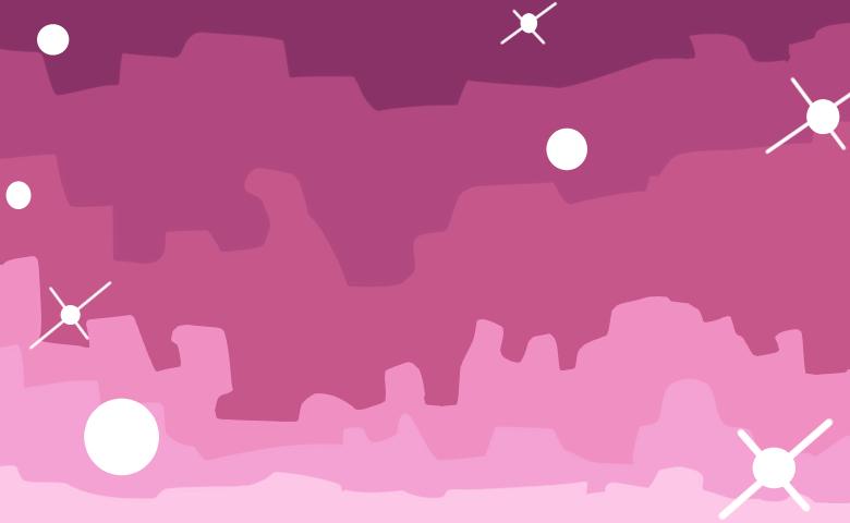 ナナヲアカリ / メルヘル小惑星 背景のみ