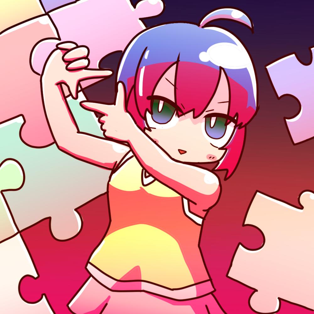 まふまふ / ジグソーパズル